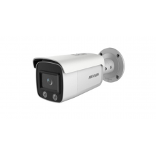 4 MP COLORVU FIXED BULLET NETWORK CAMERA(DS-2CD2T47G1-L 4MM)