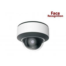 2MP AI FACIAL RECOGNITION VANDAL DOME, 8MM FIXED (CAM-IP6392-80-AI)