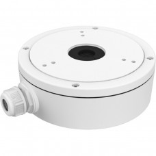 HIKVISION CONDUIT BASE JUNCTION BOX FOR SELECT DOME CAMERAS (WHITE)(ACC-BRK-CBM)
