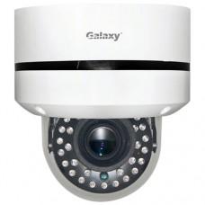 Galaxy 4 in 1 1080P IR Motorized VF Lens Dome Camera - 2.8~12mm