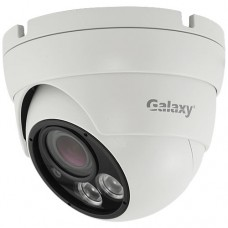 Galaxy 4 in 1 2.4MP IR VF Lens Dome Camera - 2.8~12mm