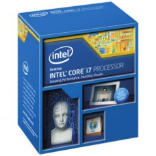 Intel Core i7-4770S Quad-Core Processor  - Socket LGA1150, 3.1Ghz, 8MB L3 Cache, 22nm  - (Retail Boxed) Gen4