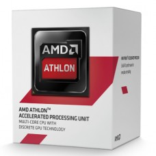 AMD Athlon 5350 X4 Quad-Core Processor  - Socket AM1, 2.05GHz, 2Mb Cache, 28nm  - (AD5350JAHMBOX)