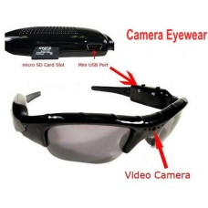 Spy DVR Sunglasses Mobile Eyewear Recorder Eye Glasses DVR